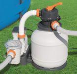 Bestway Sandfilterpumpe 11355 L/H Flowclear 58486 GS