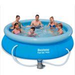 Bestway Fast Set Pool 274x76cm + Pumpe 57272
