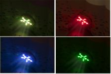 Bestway LED  Whirlpool Lampe mit Farbwahl 58492