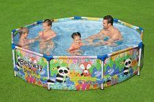 Bestway Steel Pro Paradise Frame Pool 274x66cm 5612F