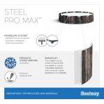 Bestway Steel Pro MAX Pool Set 366x100 5614X