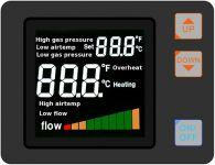 Duratech Poolheizung Wärmepumpe DURA-V20 20 KW Heizleistung