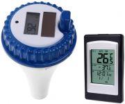 Digitaler Solar Funk Pool Thermometer WT0124