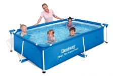 Bestway Splash Frame Pool 239x150x58cm 56402
