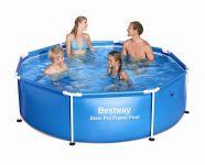 Bestway Steel Pro Frame Pool 244x61cm 56431