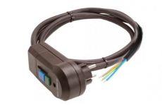 Anschlusskabelset RCD Stecker mit Kabel für Whirlpools
