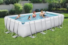 Bestway Rectangular Frame Pool Set 549 x 274 56465