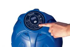Bestway Jacuzzi Whirlpool Lay-Z-SPA Monaco blau 54113