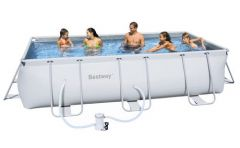 Bestway Frame Pool Set 404 x 201 56251 GS