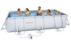 Bestway Frame Pool Set 404 x 201 56251 GS