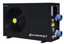 Hanscraft Wärmepumpe ELITE 60 mit 12 KW Heizleistung + WIFI