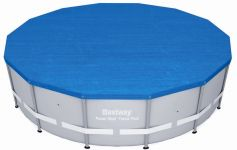 Bestway Steel Pro Pool Set 427x107 mit Sandfilter 56644