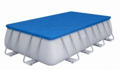 Bestway Rectangular Frame Pool Set 671 x 366  mit Sandfilter 564