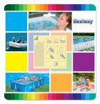 selbstklebende Reparaturflicken für Pools, Whirlpools und Boote