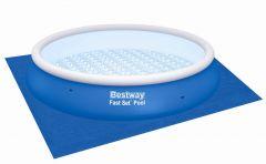 Bestway Fast Set Pool Komplett Set 457x84 57316