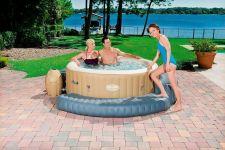 Aufblasbare Bestway Lay-Z-Spa Whirlpool Einfassung 25cm 58436