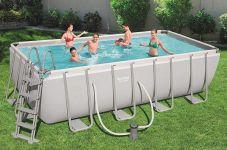 Bestway Frame Pool Set 488 x 244 56670