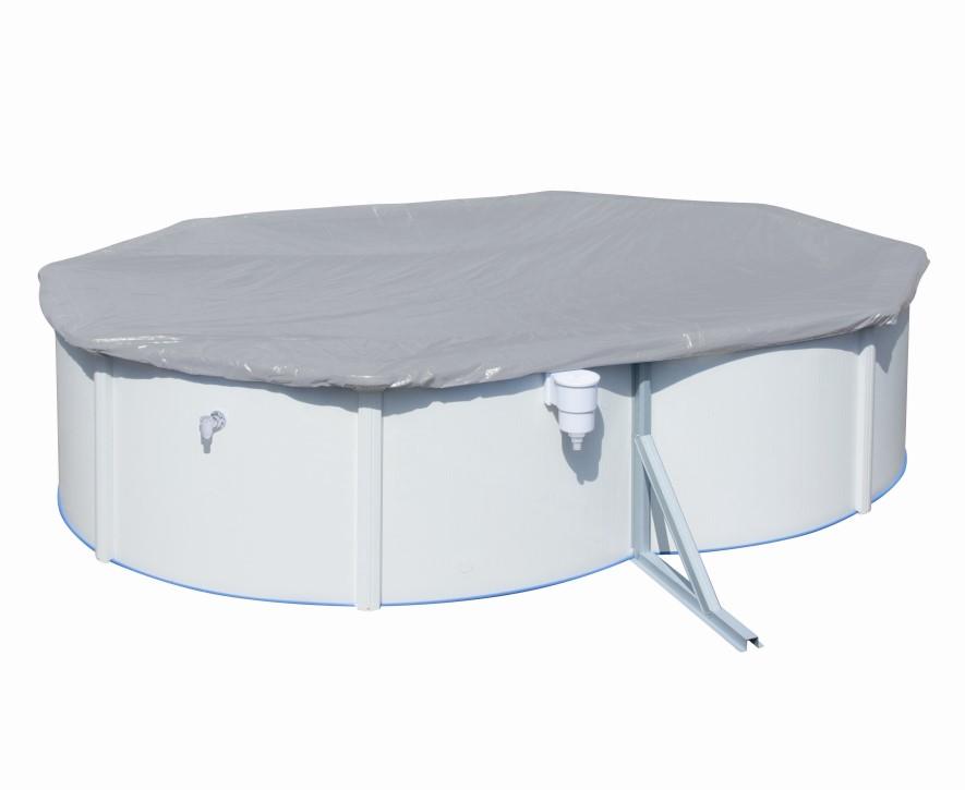 bestway abdeckplane f r 488er stahlwand pool titan 58293. Black Bedroom Furniture Sets. Home Design Ideas