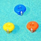 Bestway Chlor Dosierschwimmer mit Thermometer 58209