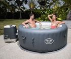 Bestway HydroJet WhirlPool Lay Z-Spa Palm Springs 196x71 54144